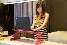 Mini Swivel Folding Laptop Table