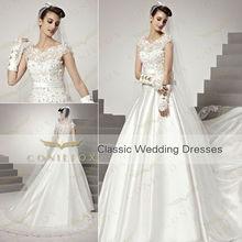 CONIEFOX New Arrival Hot Sale Princess Sweet Lace 2013 Wedding Dress Bride Dress 90150