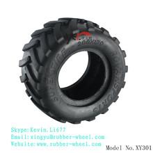 "8"" Rubber wheel for ATV and small machine"