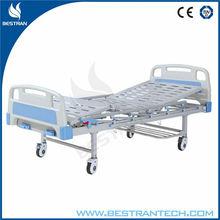 BT-AM202 Hot Sales!!! Aluminum alloy rails 2 position hospital bed crank