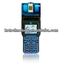 Ticket management Handheld Mobile reader POS terminal KO-EH18
