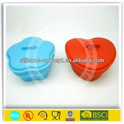 silicone foldable dog travel bowl
