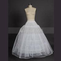 P8802 Hot Sale Plus Size Wedding Petticoats