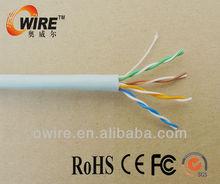 1000ft flat utp cat 5 lan cable