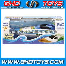 New toys 4ch remote control boat mini modal rc boat child toy