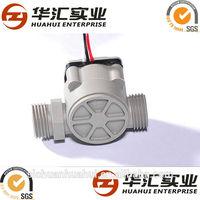 Hot Selling Brand New Top Qaulity Model Straight Water Flow Rate Sensor,low water flow sensor