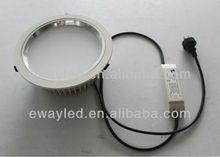 Innovative heatsink,high power 23w led downlights,replace 70W Metal Halide,4years warranty