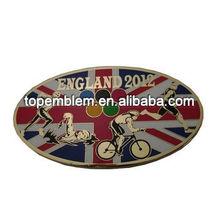 Sports 2012 england lapel pin