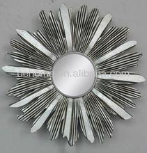 Handmade fancy sun wall mirrors decorative