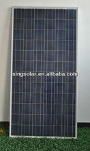 high quality low price 280watt PV solar panel