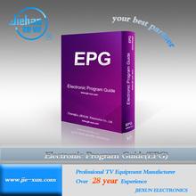 Digital TV IPTV Electronic Program Guide