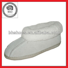 2013 sheepskin slippers women