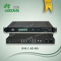 Excelente calidad dvb-s/s2 hd mpeg4 receptor apoyo h. 264 de decodificación de vídeo