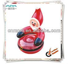 inflatable child sofa for christmas, Inflatable santa clase sofa