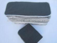 charcoal bamboo insert manufacturer absorbent urinal pad