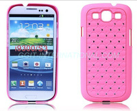 Hot Selling For Samsung S3 Case with Diamond