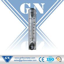 Variable area flowmeter, rotameter, water flow meter,acrylic rotameter