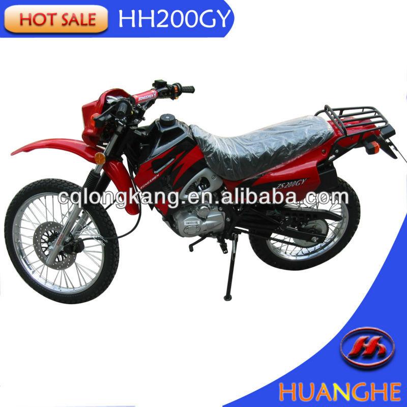 super 200cc rough road enduro motorcycle/motorcycle enduro 200cc