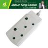 110V 15 Amp Socket Outlet Extension Cord For South Africa