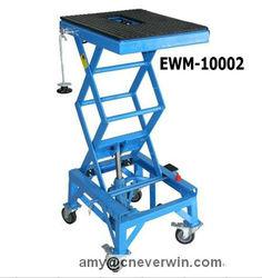 motorcycle lift EWM-10002, motorcycle repair tool