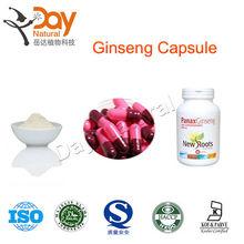 ginseng softgel supplement