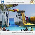 Gigante comercial parque aquático tubo, escorrega para adultos