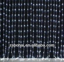 2014 Christmas waterproof led waterfall light outdoor decorative