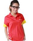 2013 polo shirts casual style fashion dress,new design cotton ladies polo shirt