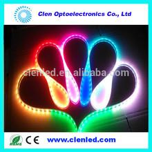 DMX RGB LED strip light,no need decoder, DMX IC