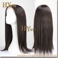 100% brazilian menschliches haar, billige natürliche gerade spitzefrontseite perücke