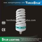 High power full spiral energy saving E27 100W bulb
