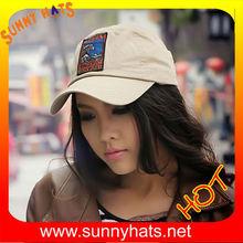 Fashion 100% cotton baseball cap hard hat
