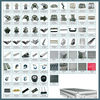 Manufactory hardware for road case&flight case&guitar case
