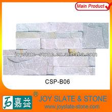Pink exterior decorative wall stone/wall ledge stone/decorative wall stone wholesale
