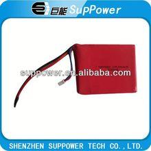 0.2C~35C safety lipo battery 5v