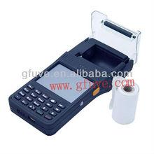 GF1200 WIN CE6.0 handheld terminal with printer