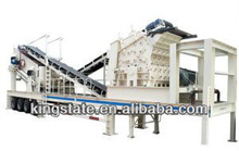 Great Quality Impact Crushing Plant with CE & SGS & ISO approved