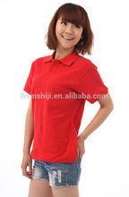 Colorido caliente de la venta del precio bajo promoción uniformes, Chaleco para publicidad