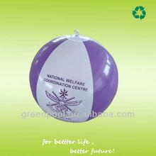 2013 new design 16'' 6P PVC Inflatable Beach Ball