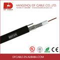 RG11 haute qualité satellite câble ISO9002 CE ROHS