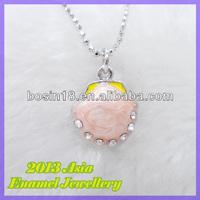Alloy Enamel Shell Imitation Jewellery 2013 #16388