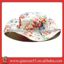 Hot sale custom design hat fashion summer driving fancy girl cap