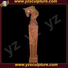 Marble animal sculpture of horse head sculpture AMSN-D039