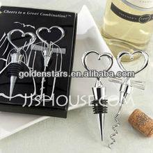 2014 Best Wedding favors Wine bottle Opener Gift Sets