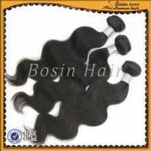 100% virgin raw braid 14inch human hair weaving