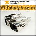 2010 hasta punta de escape silenciador para el range rover sport puntas de escape de la tubería