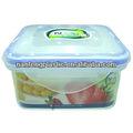 Plástico caixa de preservação, caixas de armazenamento, caixas de carne de alimentos e produtos hortícolas