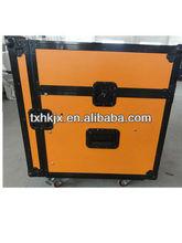 20U AMP Case With 12U Mixer Samsung Flight Case
