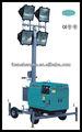 1kw SK móvil portátil lightetower generador y telecomunicaciones generador