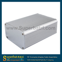 Anodized Aluminium Electrical Box for circuit board 45mmx80mmx110mm